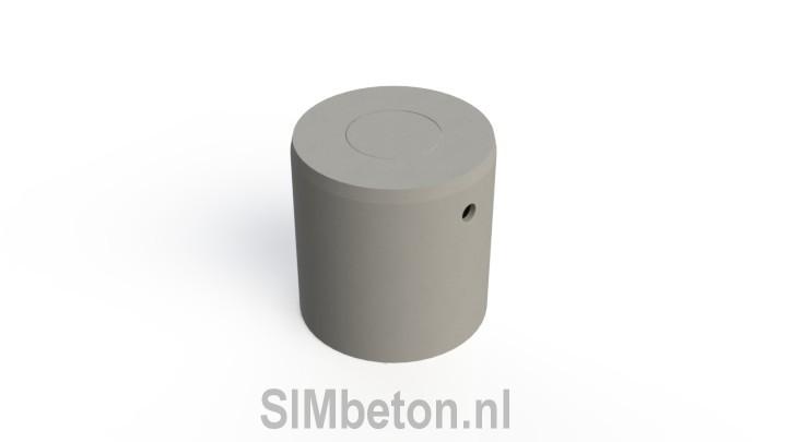 Round wells | SIMbeton.com