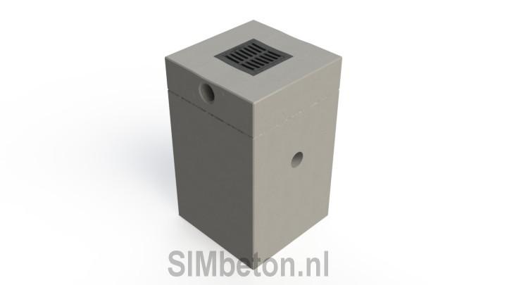 Square wells | SIMbeton.com