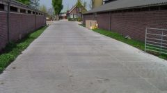 Agricultural concrete slabs SIMtop